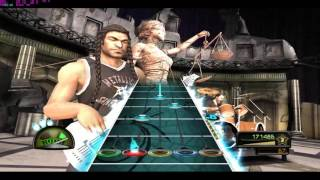 Guitar Hero Metallica - Wii - Fade to Black - Metallica - Dolphin - 1080p 60fps