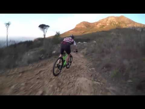 Tech Rocky descent on the PYGA oneten29