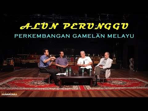 20151124 Ruang Tamu Kita : ALUN PERUNGGU - Perkembangan Gamelan Melayu