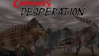 Carnivores Desperation (Beta 1)  – Carnivores 2 Mod | Carnivores Mods Showcase Series
