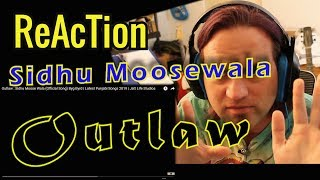 Guitarist Reacts - Outlaw //Sidhu Moose Wala // Byg Byrd // Musician Reaction