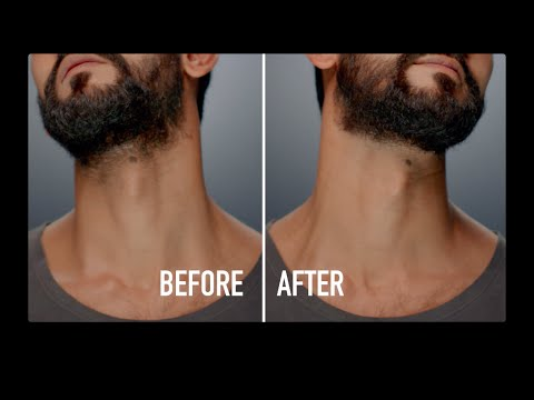 beard care how to tame the neck beard with jack black youtube. Black Bedroom Furniture Sets. Home Design Ideas