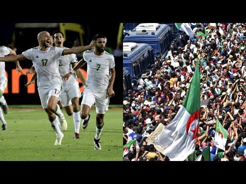 كأس الأمم الأفريقية 2019: هل يسطع نجم الجزائر في سماء أفريقيا للمرة الثانية؟  - نشر قبل 11 دقيقة