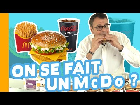 🍔🍟Big Mac, Cheeseburger, Nuggets, Filet-O-Fish, Sundae - Tout Savoir Sur les menus McDonald's🍟🍔