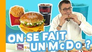 🍔🍟Que Choisir au McDo Quand Vous Y Allez Avec Vos Enfants (ou Sans) ? Tout Savoir sur McDonald's