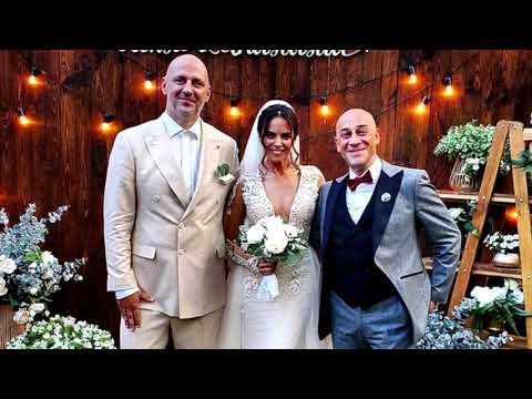 Появились первые реальные фото Потапа и Насти Каменских со свадьбы
