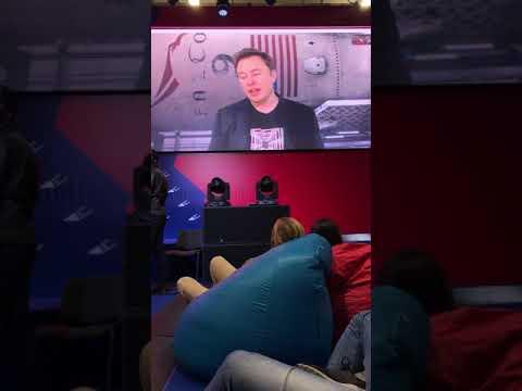 Илон Маск  на Форуме в Краснодаре. Полная версия выступления! Elon Musk On Russian Business Forum
