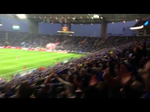 FC Porto 2 - Benfica 1 - GOLO DO PORTO (Silvestre Varela)