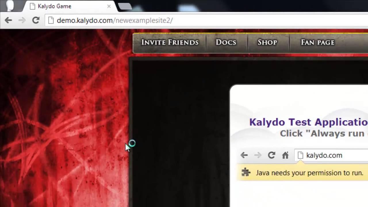 kalydo player 4.05.03