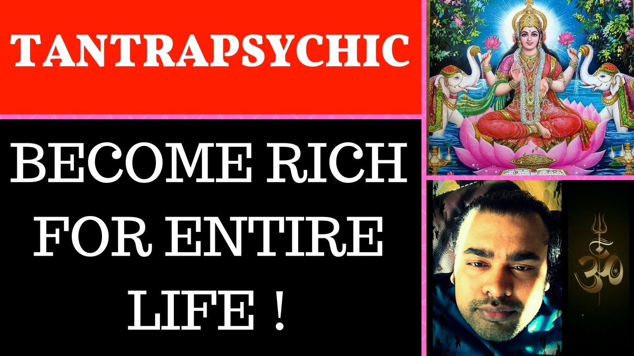 Mantra to become rich for all your life and to actually see Goddess  Lakshmi  Very powerful