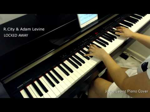 R.City ft. Adam Levine - Locked Away - Piano Cover and Sheets