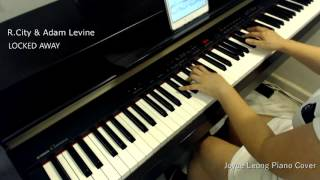 Video R.City ft. Adam Levine - Locked Away - Piano Cover and Sheets download MP3, 3GP, MP4, WEBM, AVI, FLV Oktober 2017