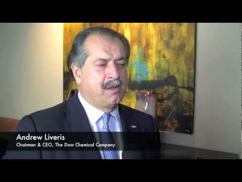 Dow CEO Andrew Liveris on Greek Privatizations and His Political Future