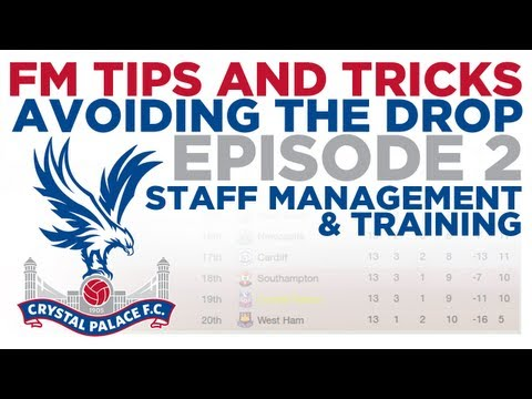 Avoiding The Drop - Episode 2 | Football Manager 2013