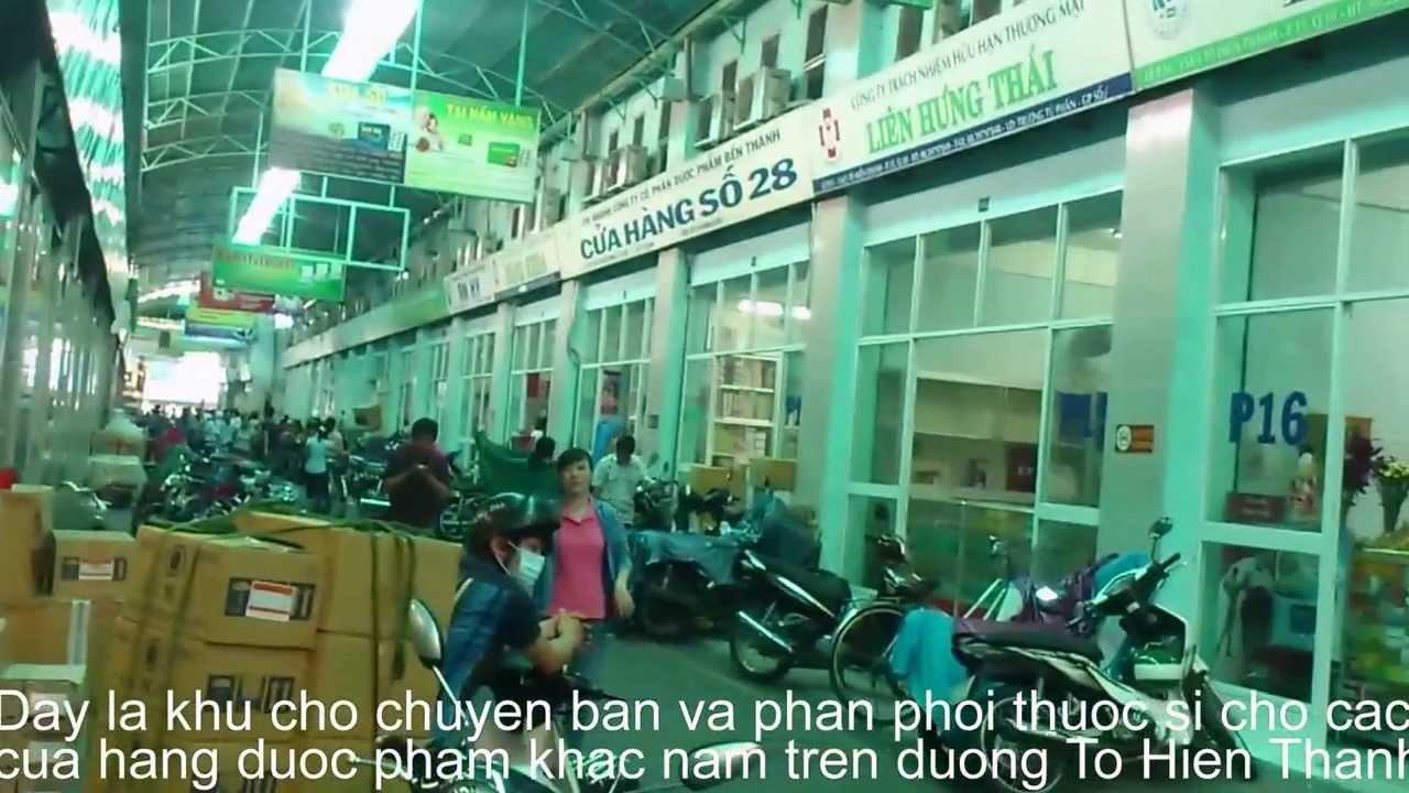 [Mobile45- MMA Video Contest] Chợ Thuốc Tô Hiến Thành