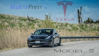 Tesla Model 3 Dual Motor Long Range - Review and Infotainment Demo