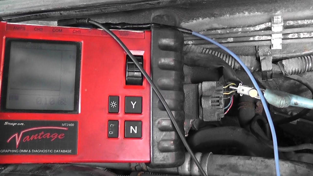 hight resolution of how to troubleshoot a no spark condition with a test light subaru