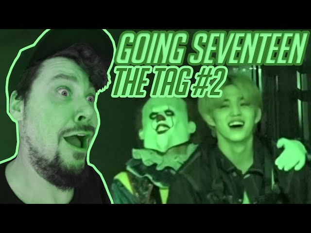 Mikey Reacts to GOING SEVENTEEN 2020 EP.28 - The Tag #2
