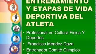06 - Etapas de Vida Deportiva de nadador aletas y principios entrenamiento - Francisco Méndez (2)