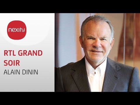 Interview d'Alain Dinin pour RTL Grand soir