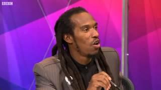 Peter Hitchens on BBCQT Benjamin vs Zephaniah