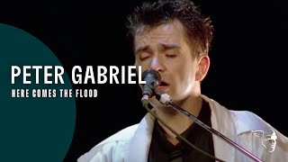 Peter Gabriel - Here Comes The Flood (Live in Athens 1987)