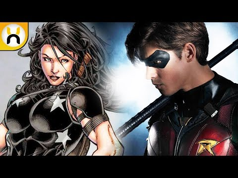 TITANS Live Action Series Casting Donna Troy (Wonder Girl)