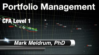 16.  CFA Level 1 Portfolio Management  - Risk and Return Part 1- LOSa and LOSb Part 4