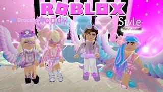Shopping & Hair Salon! Roblox: 🏰Royale High🏰 (Part 5)