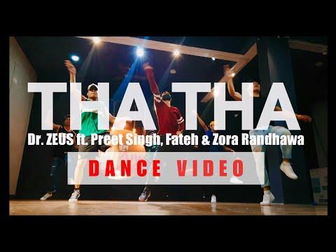 Dr. Zeus THA THA ft. Preet Singh Fateh & Zora Randhawa | Dance Cover | Swag Gang Crew x Dancercise
