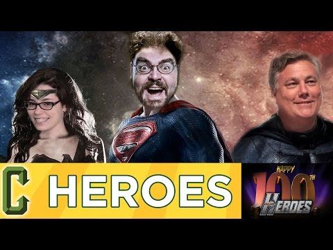 Giant Size Super Special Episode 100 - Collider Heroes