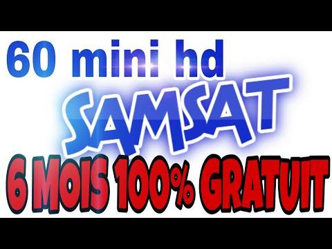 FLASH SAMSAT HD 60 MINI PLUS GRATUITEMENT