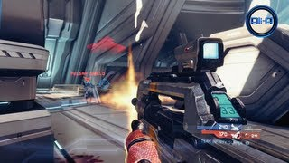 """""""Halo 4 Multiplayer Gameplay"""" - Ali-A Plays LIVE! - (Halo 4 Online Footage Xbox Today HD)"""