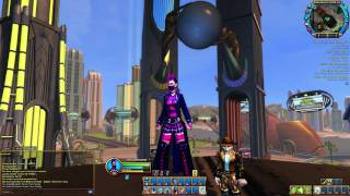 Champions Online Travel Abilities & Combat Info Part 1/3 HD