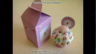 Souvenirs para bebes