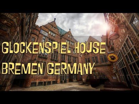 Glockenspiel House Bremen Germany