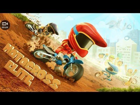 MOTOCROSS ELITE FREE Android Gameplay #Dirt Bike Racing Online Games Videos #Kids Motorcycle Games