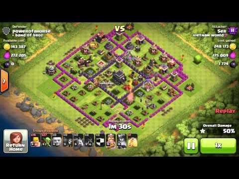 Clash of Clans UPDATE! ♦ Dark Spell Factory ♦ POISON Spell ♦ Queue Spells! ♦