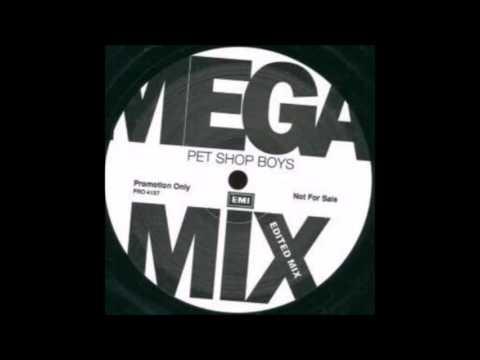 DJ RICKY JOE'  ( pet shop boys megamix 2 )