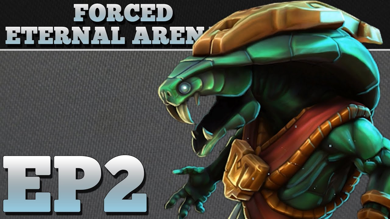 Forced Showdown Gameplay let's play forced eternal arenas gameplay ep. 2 - apep the buggy - forced  showdown gameplay