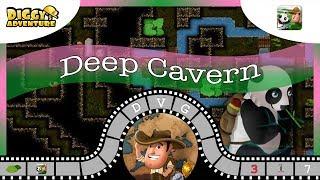 [~China Main Map~] #7 Deep Cavern - Diggy