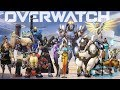 OVERWATCH COMPETITIVE!