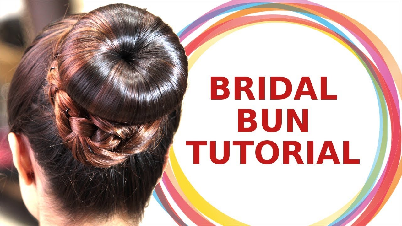 how to make a donut bun youtube