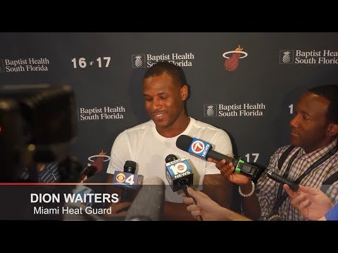 July 02, 2017 - Sports Final - Pat Riley & Erik Spoelstra Flew to LA to try to re-sign Dion Waiters