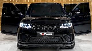 2020 Range Rover Sport Autobiography V8 - Interior and Exterior Details