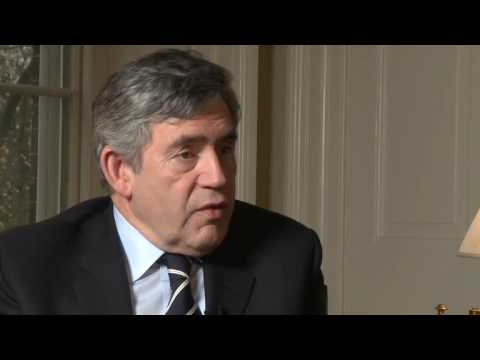 Gordon Brown on the prospects for a climate deal at the copenhagen summit
