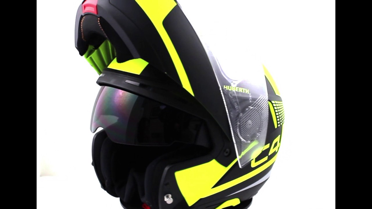 schuberth c4 flip front helmet legacy yellow. Black Bedroom Furniture Sets. Home Design Ideas