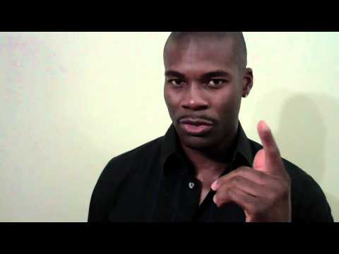 Taped Audition Technique: Actor Amin Joseph