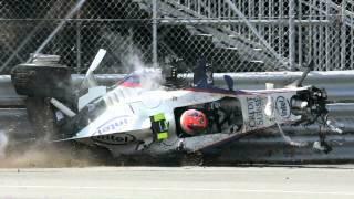 Die schlimmsten Formel-1-Unfälle der letzten 20 Jahre thumbnail