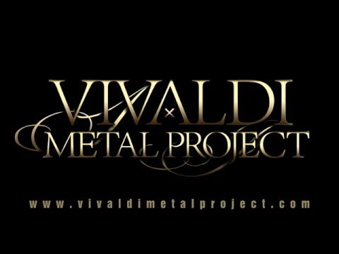 Vivaldi Metal Project - Official Trailer